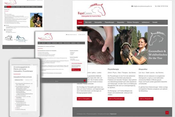 Pferde- und Hunde-Osteopathie