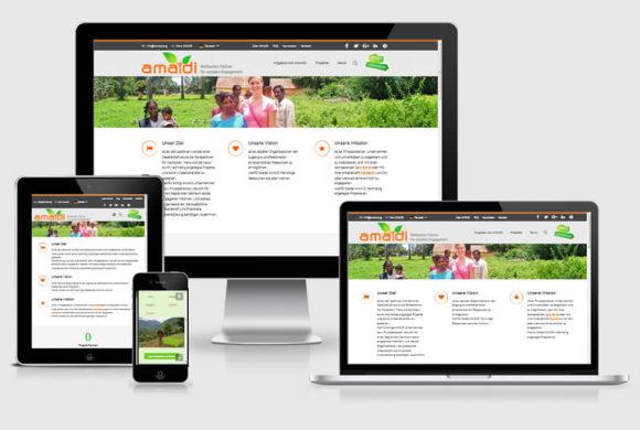 AMAIDI  | Weltweiter Partner für soziales Engagement